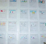 The Winter Wall of Writing