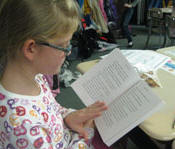 Reading in third grade