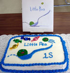 Little Pea by Amy Krouse Rosenthal and Jen Corace