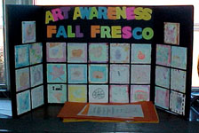 Art Awareness Fall Fresco